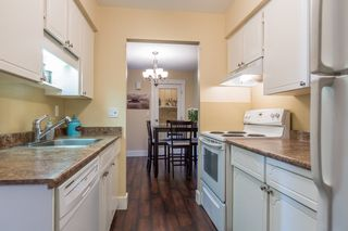 """Photo 5: 313 34909 OLD YALE Road in Abbotsford: Abbotsford East Condo for sale in """"The Gardens"""" : MLS®# R2100422"""