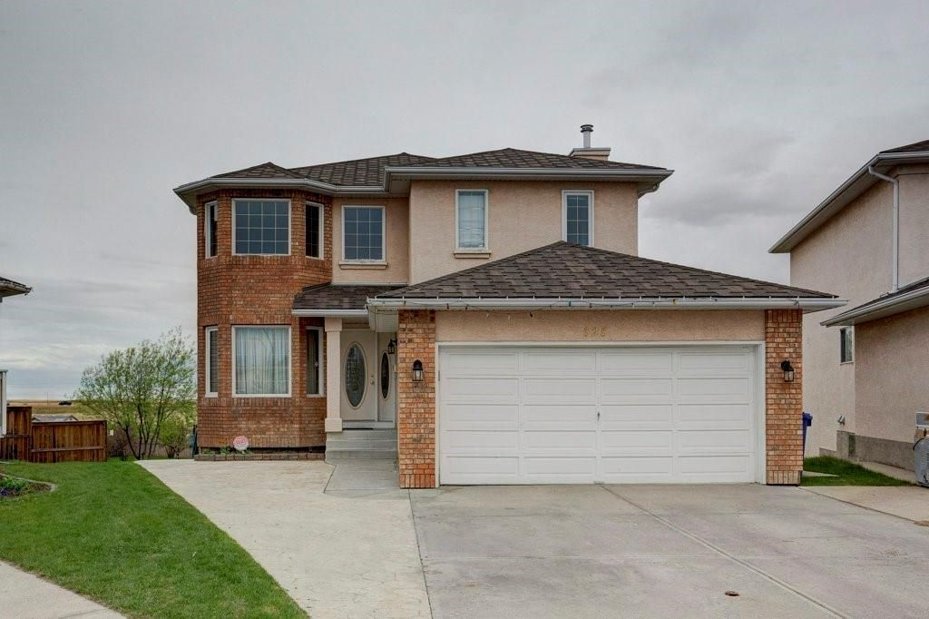Main Photo: 325 CORAL SPRINGS Place NE in Calgary: Coral Springs Detached for sale : MLS®# A1066541