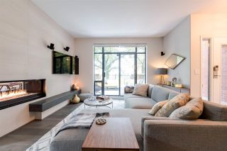 """Photo 2: 111 2688 VINE Street in Vancouver: Kitsilano Townhouse for sale in """"The TREO"""" (Vancouver West)  : MLS®# R2216613"""