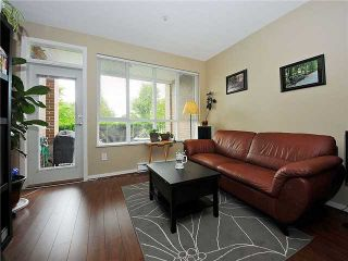 """Photo 5: 102 3551 FOSTER Avenue in Vancouver: Collingwood VE Condo for sale in """"FINALE"""" (Vancouver East)  : MLS®# V901635"""