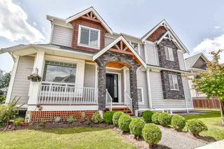 """Photo 1: 7651 210A Street in Langley: Willoughby Heights House for sale in """"YORKSON"""" : MLS®# R2205926"""