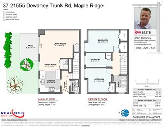 """Photo 23: 37 21555 DEWDNEY TRUNK Road in Maple Ridge: West Central Townhouse for sale in """"Richmond Court"""" : MLS®# R2611376"""