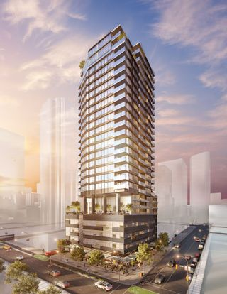 Photo 2:  in Vancouver: Downtown PG Condo for sale (Vancouver West)
