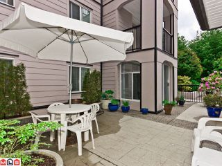 Photo 10: 112 1533 BEST Street: White Rock Condo for sale (South Surrey White Rock)  : MLS®# F1215388