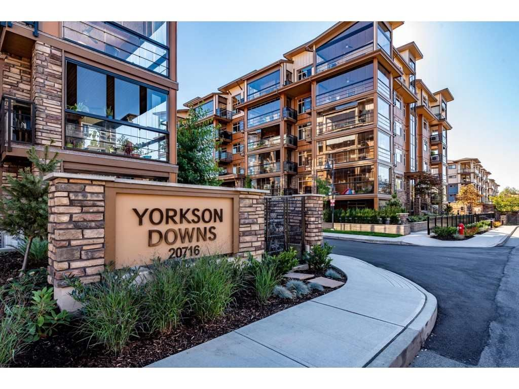 """Main Photo: A110 20716 WILLOUGHBY TOWN CENTRE Drive in Langley: Willoughby Heights Condo for sale in """"Yorkson Downs"""" : MLS®# R2491391"""