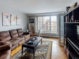 Photo 2: 506 11025 JASPER Avenue in Edmonton: Zone 12 Condo for sale : MLS®# E4251054