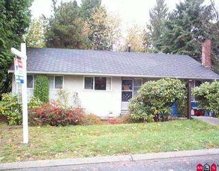 "Photo 1: 15071 RAVEN PL in Surrey: Bolivar Heights House for sale in ""Birdland"" (North Surrey)  : MLS®# F2523591"