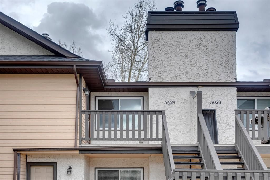 Main Photo: 11624 Oakfield Drive SW in Calgary: Cedarbrae Row/Townhouse for sale : MLS®# A1104989