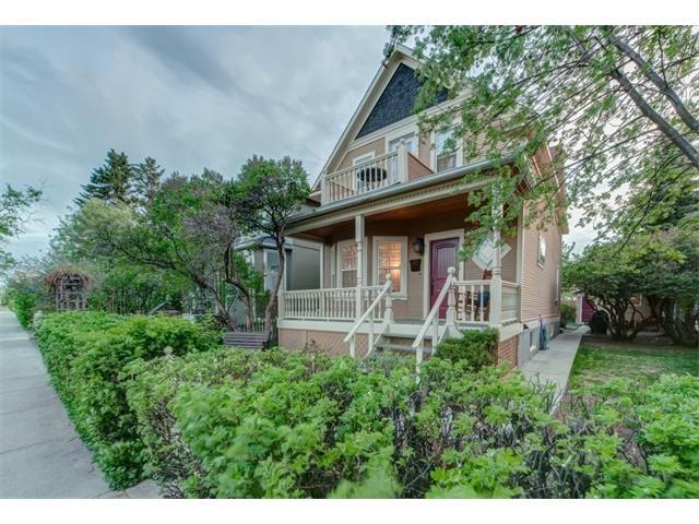 Main Photo: 215 7A Street NE in Calgary: Bridgeland/Riverside House for sale : MLS®# C4061823