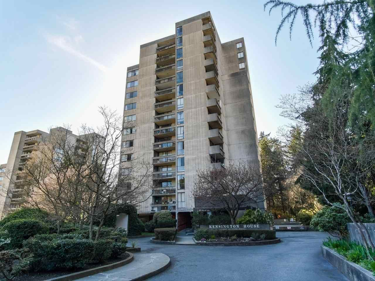 "Main Photo: 402 6689 WILLINGDON Avenue in Burnaby: Metrotown Condo for sale in ""KENSINGTON HOUSE"" (Burnaby South)  : MLS®# R2447203"