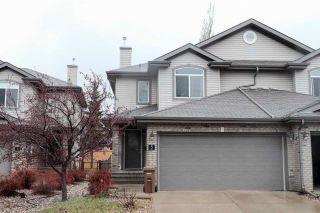 Main Photo: 2 20 Norman Court: St. Albert House Half Duplex for sale : MLS®# E4240619