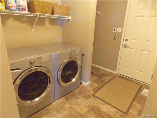 Photo 8: 78 Ed Golding Bay in Winnipeg: Residential for sale : MLS®# 1616530