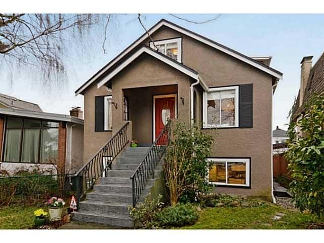 """Main Photo: 436 E 35TH AV in Vancouver: Fraser VE House for sale in """"MAIN ST CORRIDOR"""" (Vancouver East)  : MLS®# V1044645"""