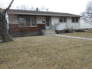 Photo 1: 751 Beaverbrook Street in WINNIPEG: River Heights / Tuxedo / Linden Woods Residential for sale (South Winnipeg)  : MLS®# 1409343