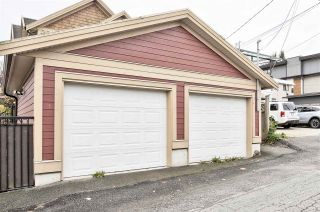 Photo 33: 1991 CASSIAR Street in Vancouver: Renfrew VE 1/2 Duplex for sale (Vancouver East)  : MLS®# R2525566