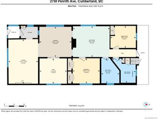 Photo 41: 2750 Penrith Ave in : CV Cumberland House for sale (Comox Valley)  : MLS®# 883512