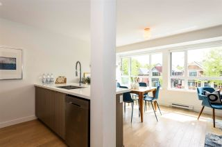 """Photo 9: 2 365 E 16TH Avenue in Vancouver: Mount Pleasant VE Townhouse for sale in """"Hayden"""" (Vancouver East)  : MLS®# R2574581"""