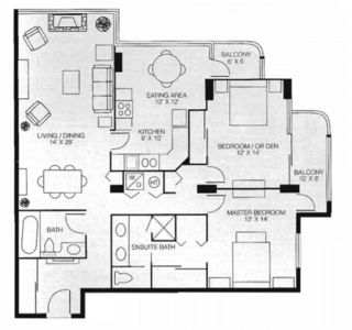 """Photo 8: 1107 7500 GRANVILLE Avenue in Richmond: Brighouse South Condo for sale in """"IMPERIAL GRAND"""" : MLS®# R2548108"""