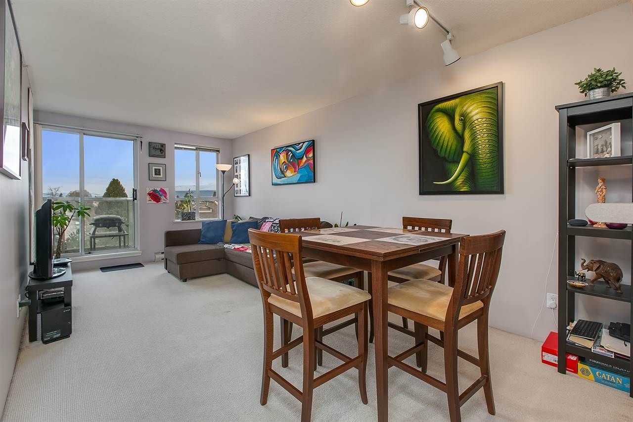 """Main Photo: 707 3489 ASCOT Place in Vancouver: Collingwood VE Condo for sale in """"Regent Court"""" (Vancouver East)  : MLS®# R2441538"""