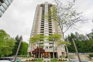 Main Photo: 2401 9603 MANCHESTER Drive in Burnaby: Cariboo Condo for sale (Burnaby North)  : MLS®# R2605486