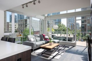 """Photo 2: 306 1351 CONTINENTAL Street in Vancouver: Downtown VW Condo for sale in """"THE MADDOX"""" (Vancouver West)  : MLS®# R2617899"""