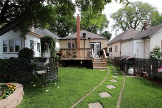 Photo 18: 504 Bannerman Avenue in Winnipeg: North End Residential for sale (4C)  : MLS®# 1923284