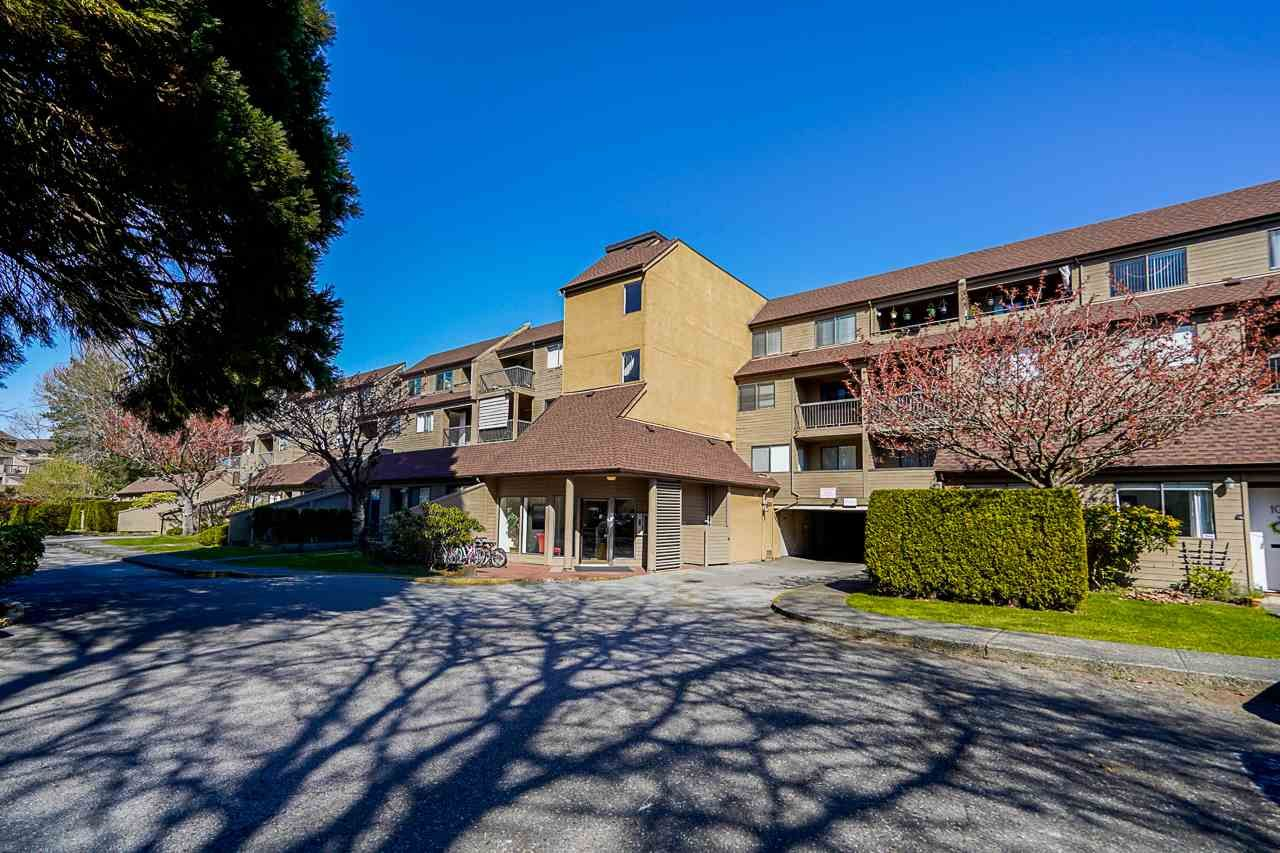 "Main Photo: 322 8120 COLONIAL Drive in Richmond: Boyd Park Condo for sale in ""Cherry Tree Place"" : MLS®# R2568635"