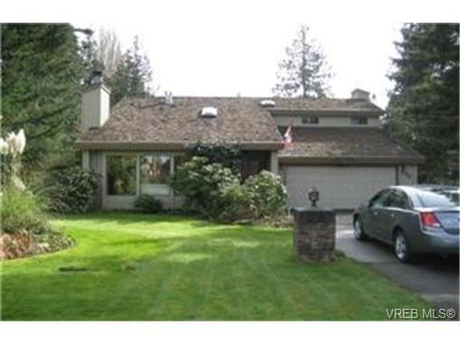 Main Photo:  in VICTORIA: SE Cordova Bay House for sale (Saanich East)  : MLS®# 460972