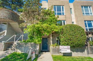 Photo 1: TH 1 2483 SCOTIA Street in Vancouver: Mount Pleasant VE Townhouse for sale (Vancouver East)  : MLS®# R2567684
