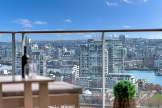 """Photo 4: 2003 499 PACIFIC Street in Vancouver: Yaletown Condo for sale in """"The Charleson"""" (Vancouver West)  : MLS®# R2553655"""