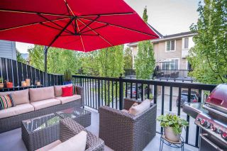 Photo 6: 28 2418 AVON Place in Port Coquitlam: Riverwood Townhouse for sale : MLS®# R2396554