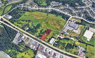 Photo 2: 23381 LOUGHEED Highway in Maple Ridge: Albion Land for sale : MLS®# R2521689