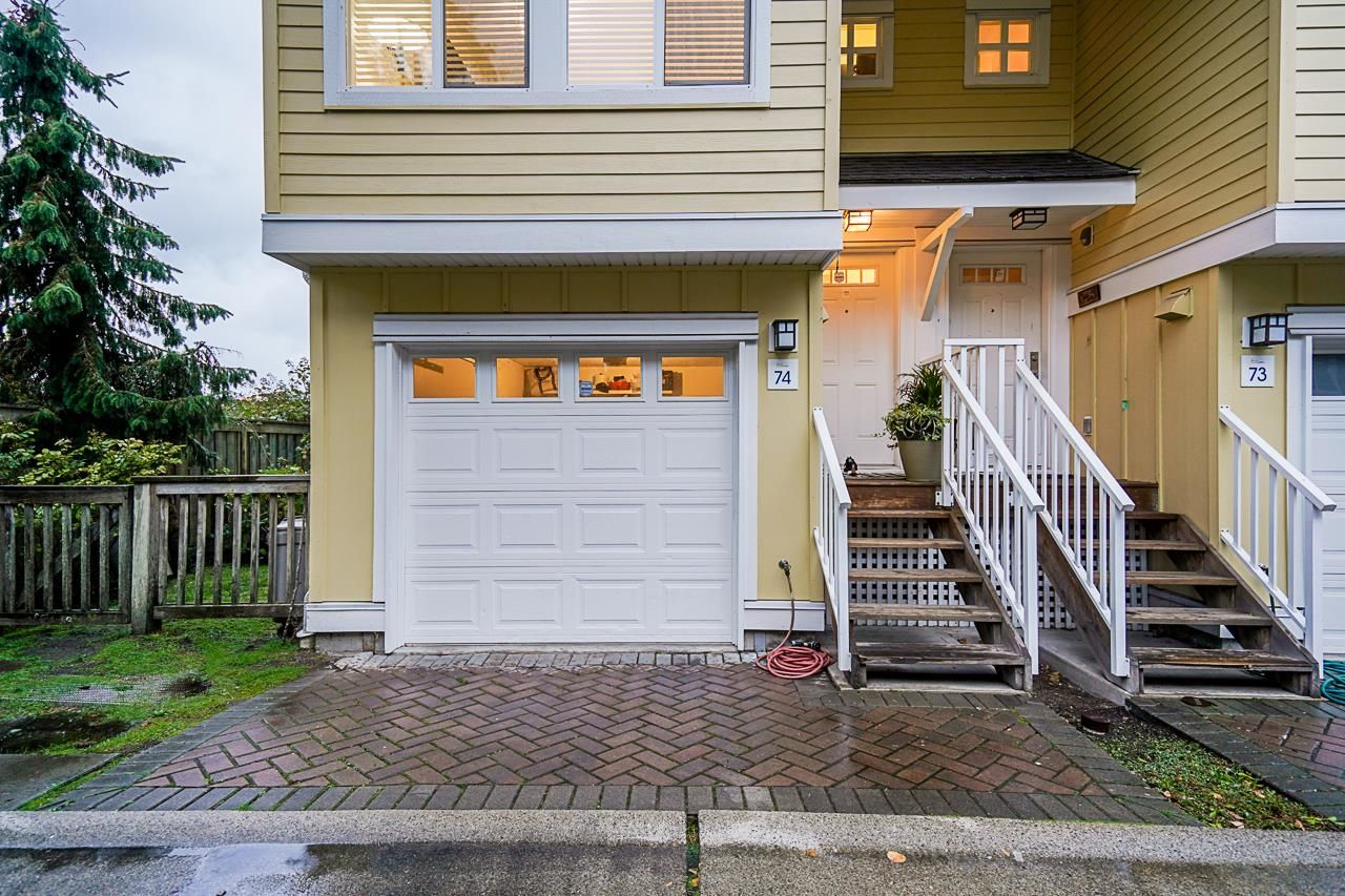 Main Photo: 74 935 EWEN Avenue in New Westminster: Queensborough Townhouse for sale : MLS®# R2625971