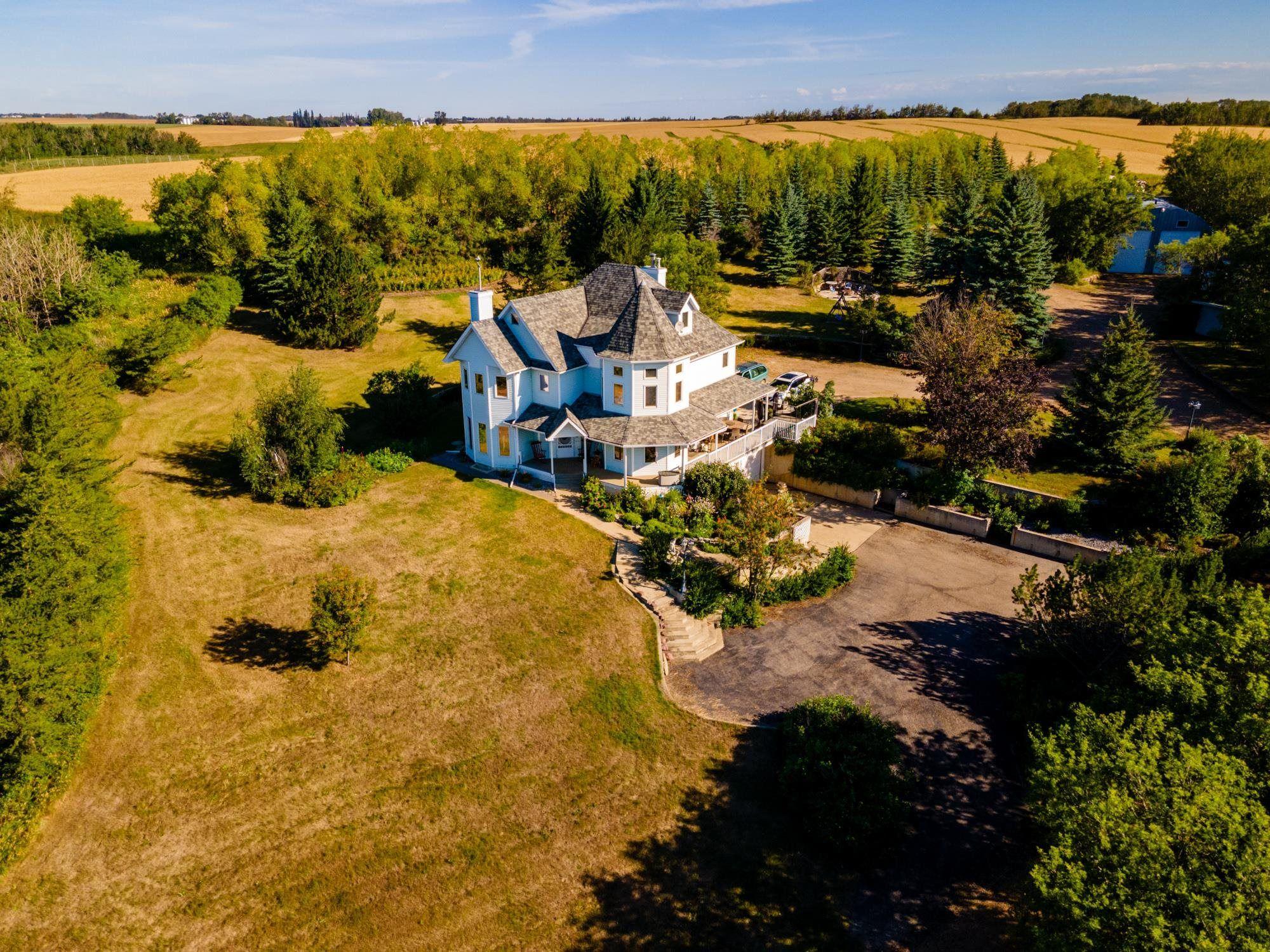 Main Photo: 24124 TWP RD 554: Rural Sturgeon County House for sale : MLS®# E4260651