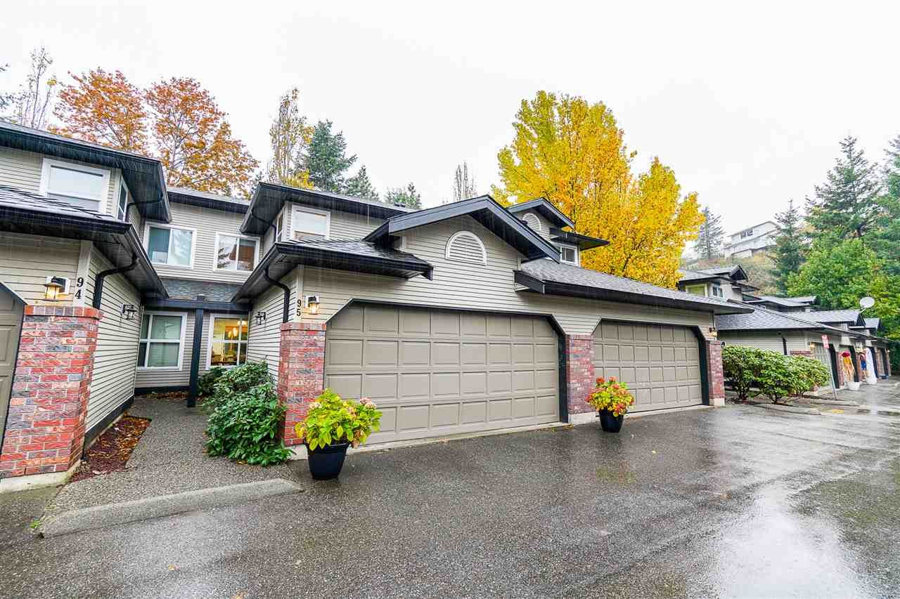 """Main Photo: 95 36060 OLD YALE Road in Abbotsford: Abbotsford East Townhouse for sale in """"Mountain View Village"""" : MLS®# R2515608"""