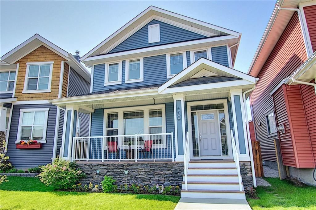 Main Photo: 226 RIVER HEIGHTS Green: Cochrane Detached for sale : MLS®# C4306547