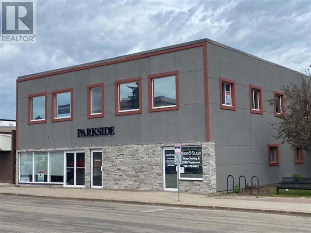 Main Photo: #203, 4920 51 Avenue in Whitecourt: Office for lease : MLS®# A1132065