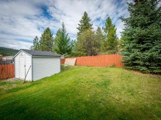 Photo 17: 139 1555 HOWE ROAD in Kamloops: Aberdeen Manufactured Home/Prefab for sale : MLS®# 153543