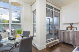 """Photo 5: 212 2250 COMMERCIAL Drive in Vancouver: Grandview VE Condo for sale in """"MARQUEE"""" (Vancouver East)  : MLS®# R2241170"""