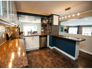 """Photo 5: 213 3665 244TH Street in Langley: Otter District Manufactured Home for sale in """"Langley Grove Estates"""" : MLS®# F1407635"""