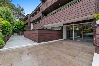 """Main Photo: 201 341 W 3RD Street in North Vancouver: Lower Lonsdale Condo for sale in """"LISA PLACE"""" : MLS®# R2588105"""