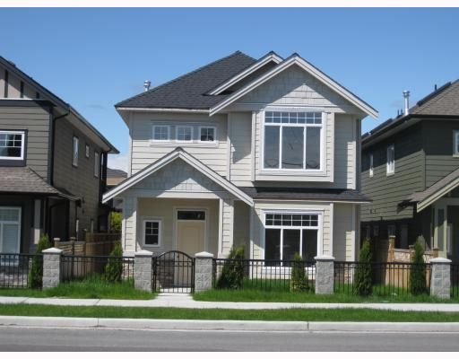 """Main Photo: 6651 BLUNDELL Road in Richmond: Granville House for sale in """"WOODRIDGE MEWS"""" : MLS®# V767081"""
