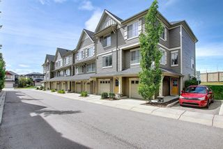 Photo 3: 2304 125 Panatella Way NW in Calgary: Panorama Hills Row/Townhouse for sale : MLS®# A1121817
