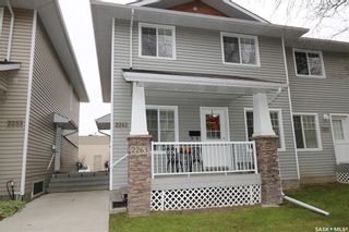 Main Photo: 2263 Treetop Lane in Regina: Transition Area Residential for sale : MLS®# SK845009