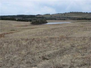 Photo 1: HWY # 1AND HWY # 68. in CALGARY: Rural Bighorn M.D. Rural Land for sale : MLS®# C3615909