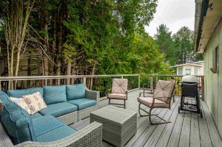 """Photo 17: 119 201 CAYER Street in Coquitlam: Maillardville Manufactured Home for sale in """"WILDWOOD PARK"""" : MLS®# R2435330"""