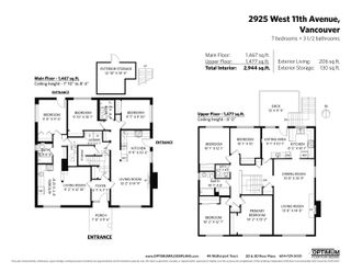 Photo 20: 2925 W 11TH Avenue in Vancouver: Kitsilano House for sale (Vancouver West)  : MLS®# R2623875