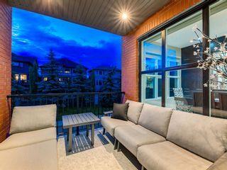 Photo 43: 408 Aspen Meadows Hill SW in Calgary: Aspen Woods Row/Townhouse for sale : MLS®# A1143107