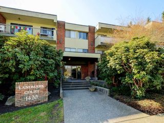 "Photo 1: 203 1420 E 7TH Avenue in Vancouver: Grandview VE Condo for sale in ""LANDMARK COURT"" (Vancouver East)  : MLS®# R2354522"