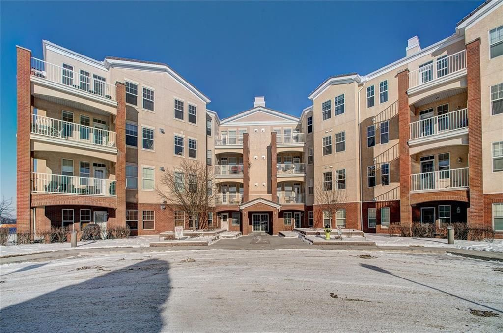 Main Photo: 5113 14645 6 Street SW in Calgary: Shawnee Slopes Apartment for sale : MLS®# C4226146